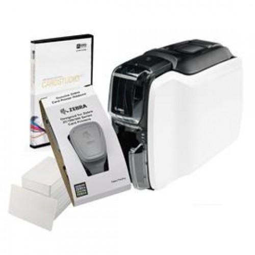 Принтер для карт Zebra ZC100