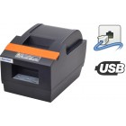 Принтер чеков Xprinter XP-Q90EC (USB+Ethernet+Обрезчик)
