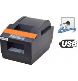 Принтер чеков Xprinter XP-Q90EC (USB+Ethernet+Обрезчик)