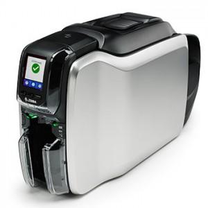 Принтер для печати на пластиковых картах Zebra ZC300