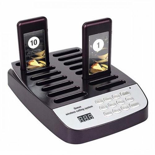 Комплект пейджеров для самообслуживанием Coaster Pager Chocolate