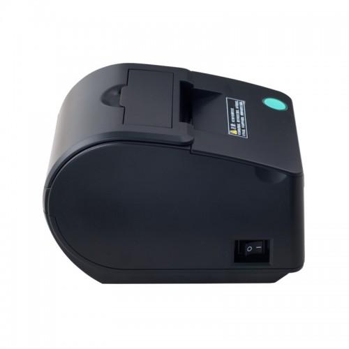 Принтер чеков Xprinter XP-Q90EC (USB+Обрезчик)