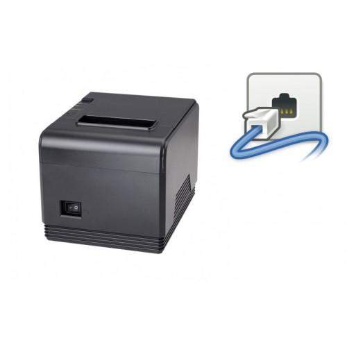 Чековый принтер Xprinter XP-Q200 Ethernet