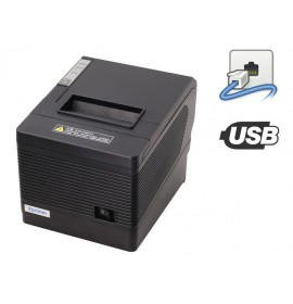 Чековый термопринтер Xprinter XP-Q260III (USB+RS232+Ethernet)
