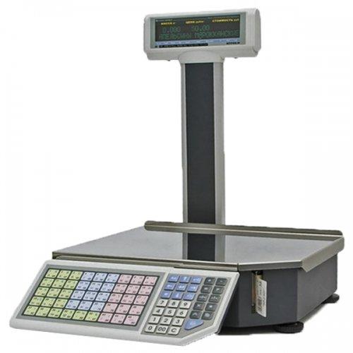 Весы с печатью этикетки Штрих-ПРИНТ M
