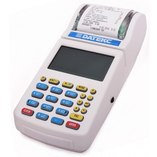 Кассовый аппарат Datecs МР-01 (без GSM)