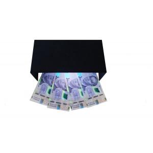 Светодиодный детектор валют ВДС-51 черный