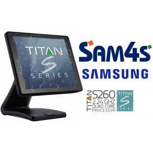 Сенсорный POS-терминал Sam4s Titan-S 260