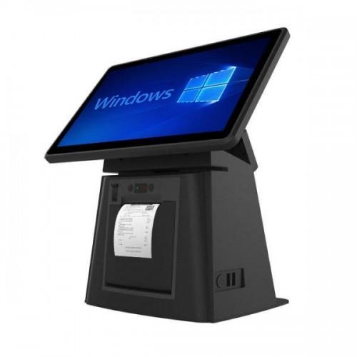 Сенсорный POS терминал Selena со встроенным чековым принтером