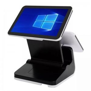 POS-терминал Versa c двумя экранами 12,5″