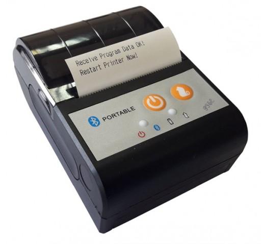 Мобильный принтер чеков TMP 58A