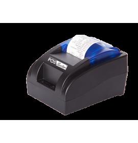 POS термопринтер чеков USB 58 мм