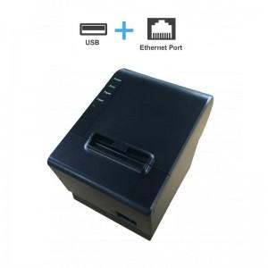 Принтер чеков GEOS RP-241 USB+LAN+Автообрезчик