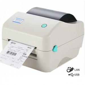 Термопринтер этикеток XPrinter XP-450B USB+LAN