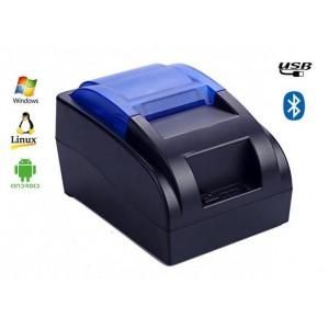 Принтер POS-H58 Bluetooth для беспроводной печати чеков