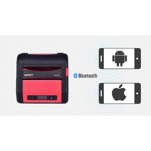 Мобильный принтер для печати чеков и этикеток HPRT HM-Z3