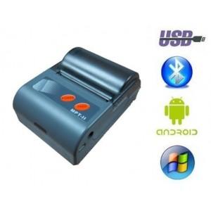 Портативный принтер чеков Synco MPT II bluetooth