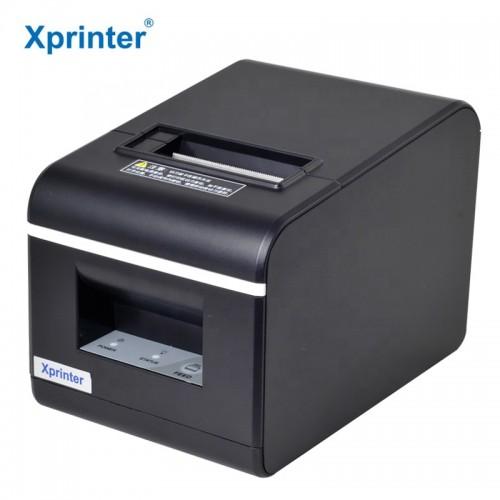 Принтер для печати чеков Xprinter XP-Q90EC USB с автоматической обрезкой чека NEW