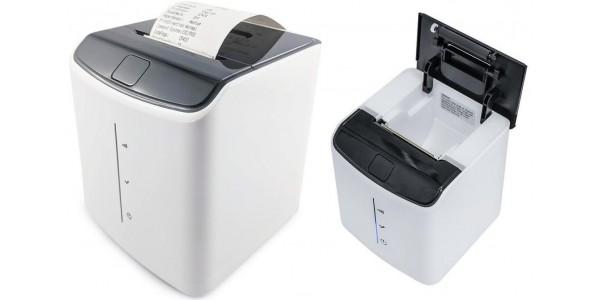 Чековый принтер REGO RG. Стильный и компактный.