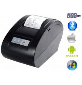 Чековый принтер SPARK-PP-XP-C58A (USB+Bluetooth)