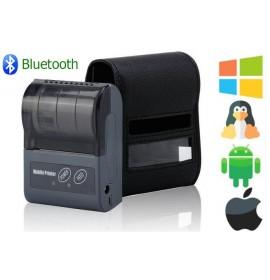 Портативный чековый принтер SPARK - RP02 BU (USB+Bluetooth)