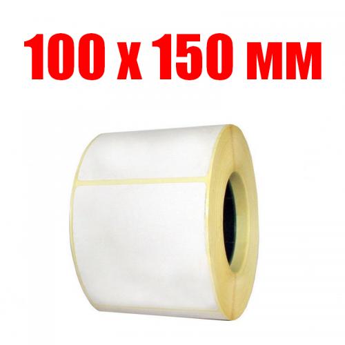 Термоэтикетка 100 мм х 150 мм