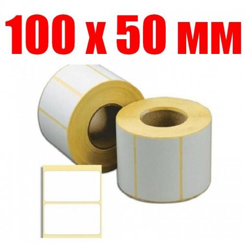 Этикетка 100 мм х 50 мм (1000шт)