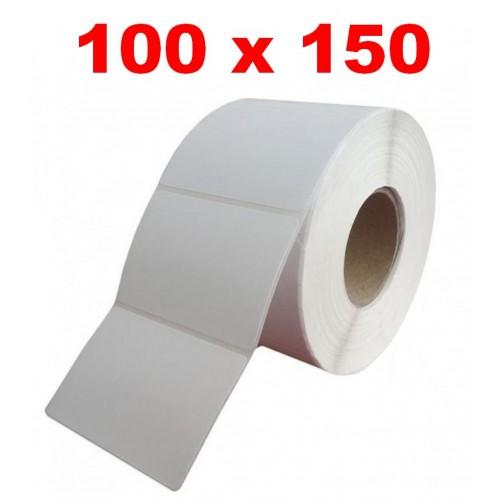 Этикетка полипропилен 100х150 (500 шт.)
