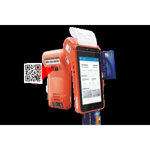 Мобильная касса Urovo i9100s SmartPOS (+встроенный банковский терминал)