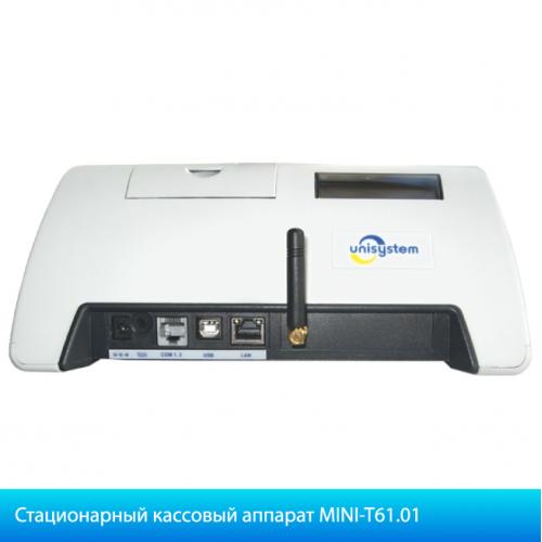 Стационарный кассовый аппарат MINI-T61.01