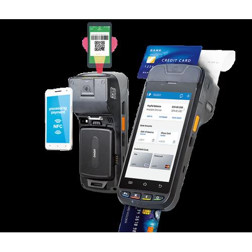 Мобильная касса Urovo i9000s SmartPOS (+ встроенный сканер штрих-кодов)