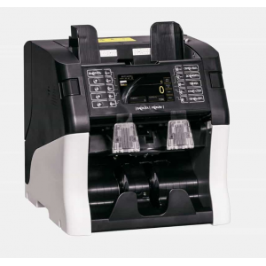 Двухкарманный счётчик-сортировщик банковского класса HITACHI iH-150
