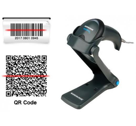 Ручной сканер 2D/QR штрих-кодов Datalogic QUICKSCAN LITE QW2400
