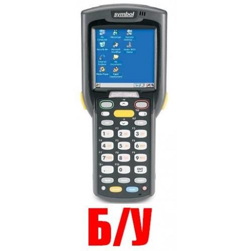 Терминал сбора данных МС 3090 Motorola ( Zebra)  Gun, Laser, Color, Windows CE 5.0 Pro Б/У