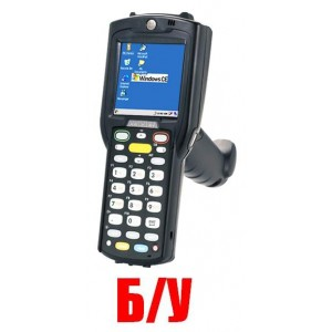 Терминал сбора данных  MC3190 Motorola ( Zebra) Gun, Laser, Color, Windows CE 6.0 Pro Б/У