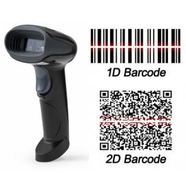 Двухмерный сканер штрих-кодов GEOS SD 580 2D USB