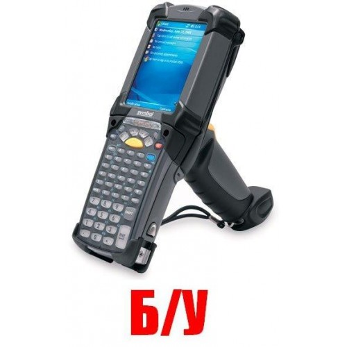 Терминал сбора данных Motorola (Zebra) MC9090 Gun, Laser, Сolor, Windows CE 5.0 Pro Б/У