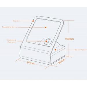 Настольный сканер штрих-кодов Xiaomi Sunmi Blink