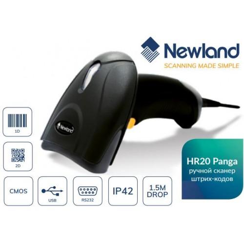 Двухмерный сканер штрих-кодов Newland HR20 Panga 2D USB