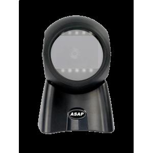Настольный сканер многоплоскостной сканер 2D сканер штрих-кода ASAP POS E80T