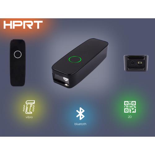 Компактный сканер 1D/2D штрих-кодов с Bluetooth HPRT M300C