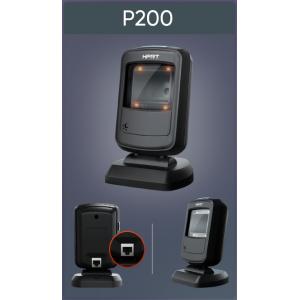 Настольный всенаправленный сканер штрих-кодов HPRT P200