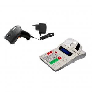2D QR сканер штрих-кода Newland HR22 для кассовых аппаратов Экселлио DP-15