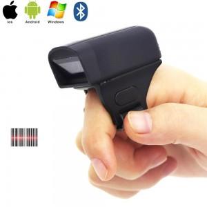 Беспроводной сканер-кольцо SUPOIN WR-1D Bluetooth