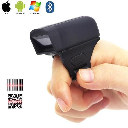 Беспроводной сканер-кольцо SUPOIN WR-2D Bluetooth