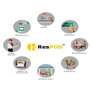 Программа автоматизации бухгалтерского учёта ResPos
