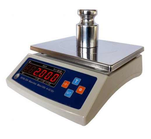 Весы настольные электронные ВТНЕ-15Н