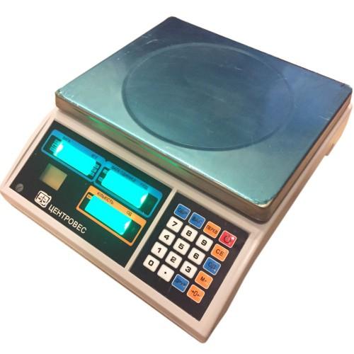 Весы счетные ВТЕ-Центровес-Т3С2