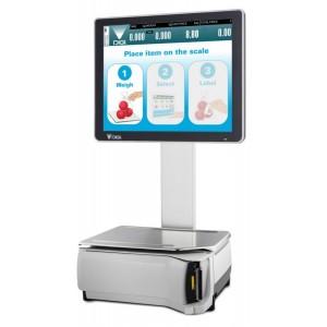 Сенсорные весы самообслуживания DIGI SM-5300 BS
