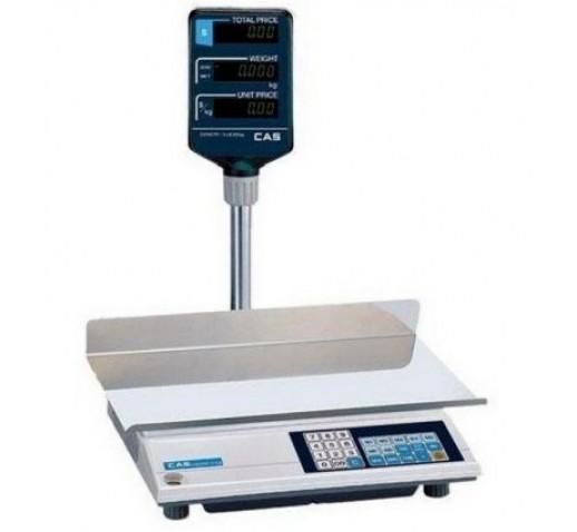 Весы торговые CAS AP-M LT